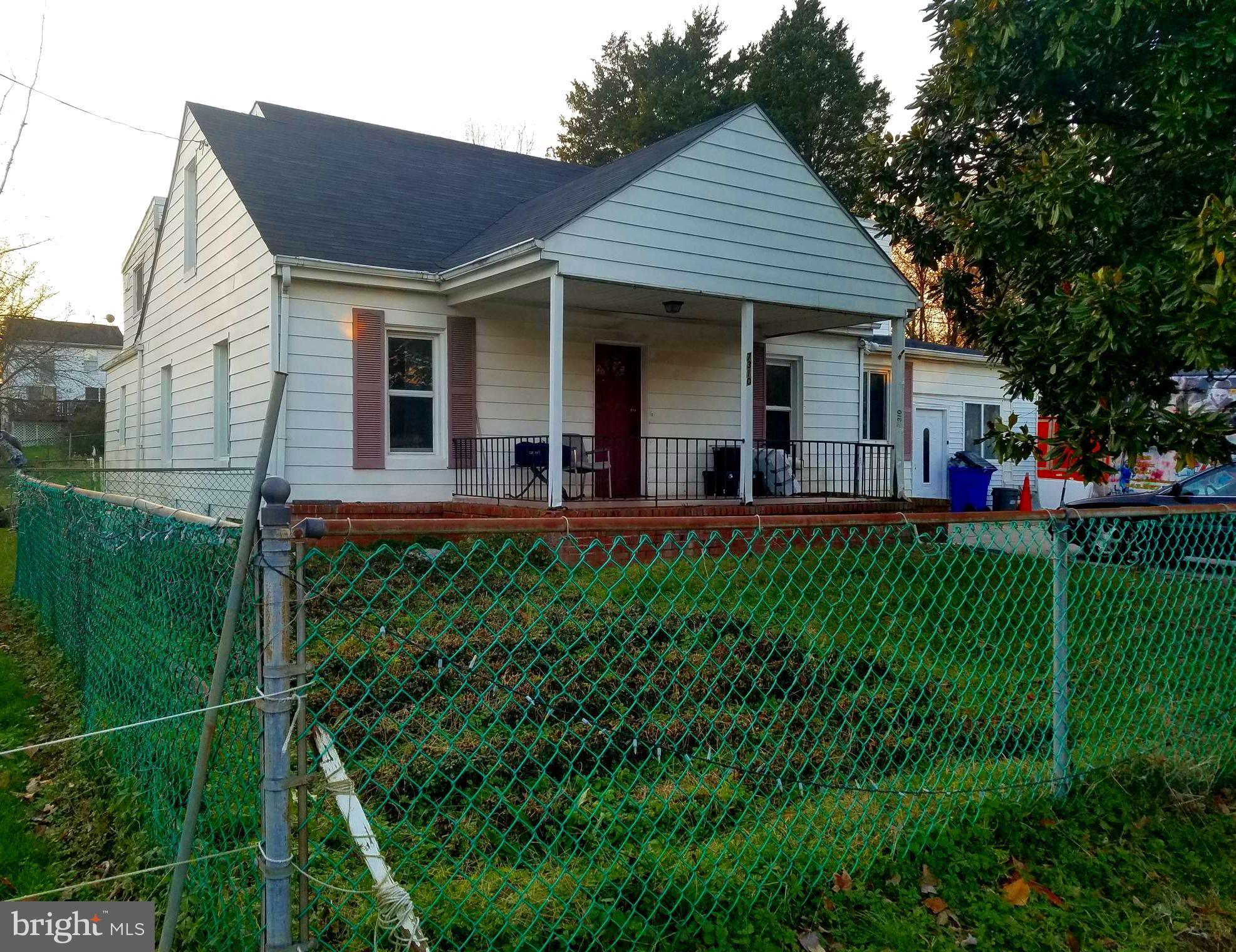 7310 Wye Ave, Jessup, MD, 20794