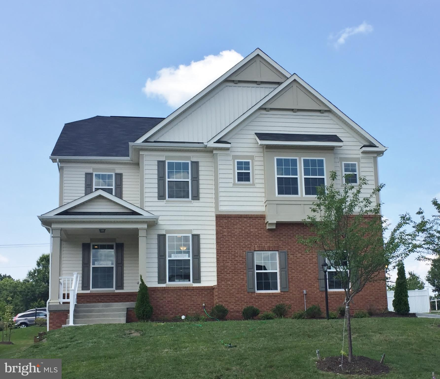 IMMEDIATE DELIVERY - NEW CONSTRUCTION: MASON, 5 BR, 4.5 BA: 2 Car Side Load Garage, Craftsman Style Oak Stairs, Upgraded GE Appliance Pkg, Family Rm has Stacked Stone Gas Fireplace w/Raised Hearth, Luxury Master Bath, Large Bedrooms, Areaway in Bsmt, Finished Bsmt Rec Rm w/Wet Bar Rough-in, Bedrm, &Full BA, 12x18 Concrete Patio, Close to Shopping, MUST SEE!