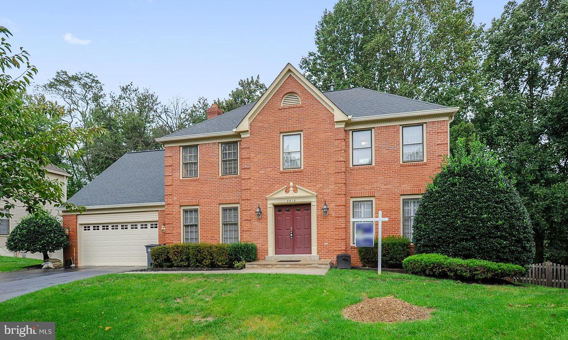 8616 CHERRY DRIVE, FAIRFAX, VA 22031