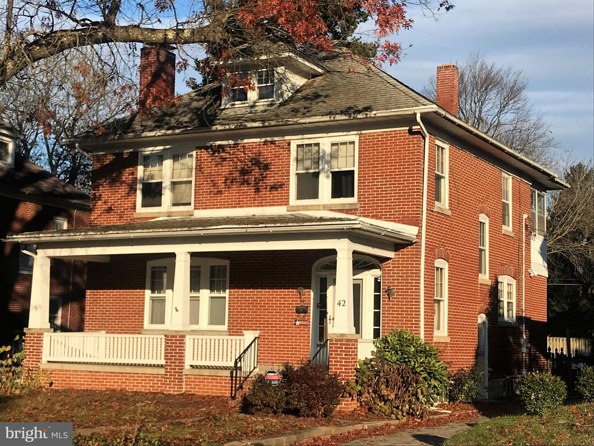 42 E IRVIN AVENUE, HAGERSTOWN, MD 21742