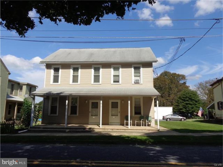 110 S KEMP STREET, LYON STATION, PA 19536