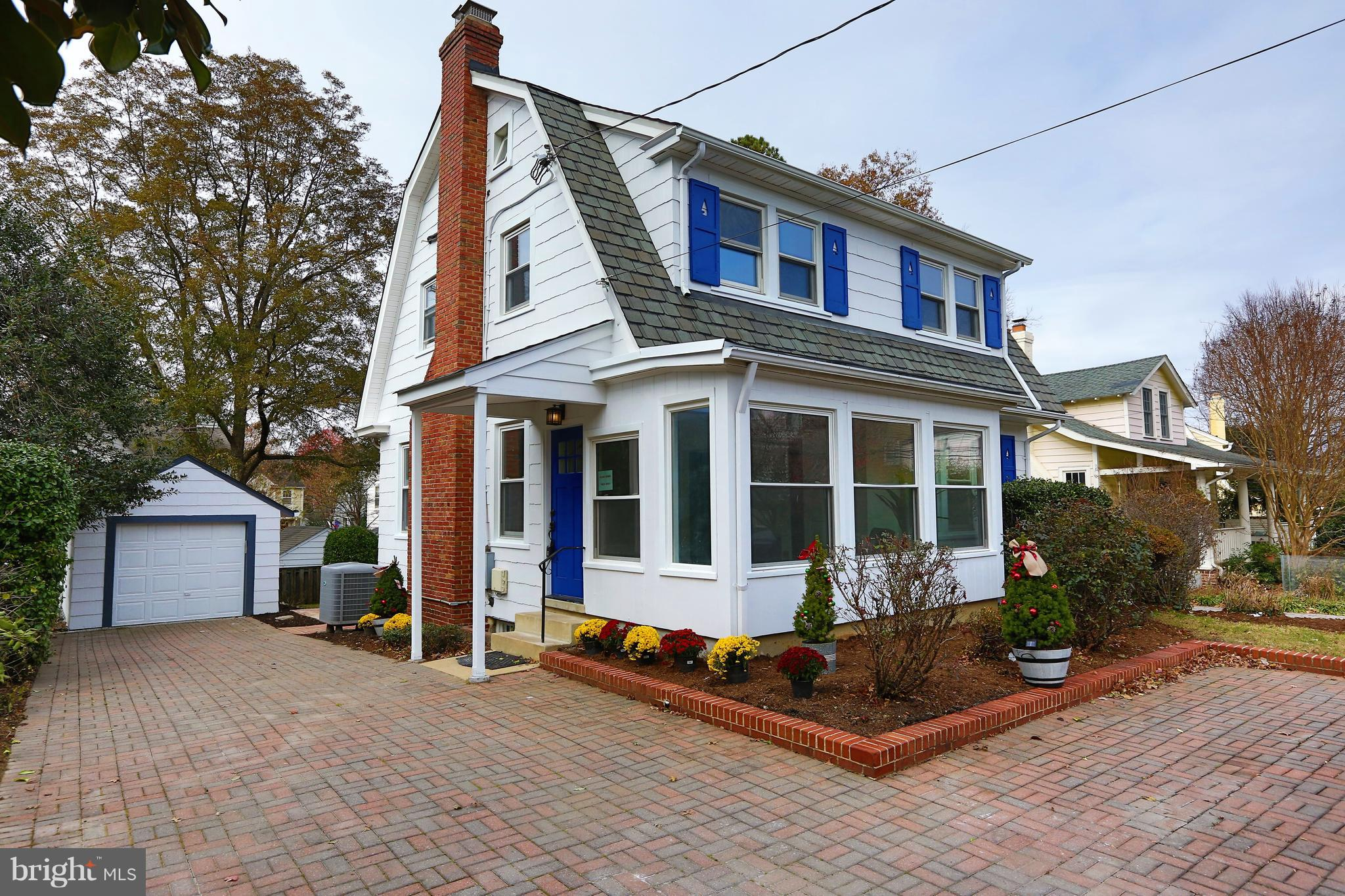 6812 BROOKVILLE ROAD, CHEVY CHASE, MD 20815
