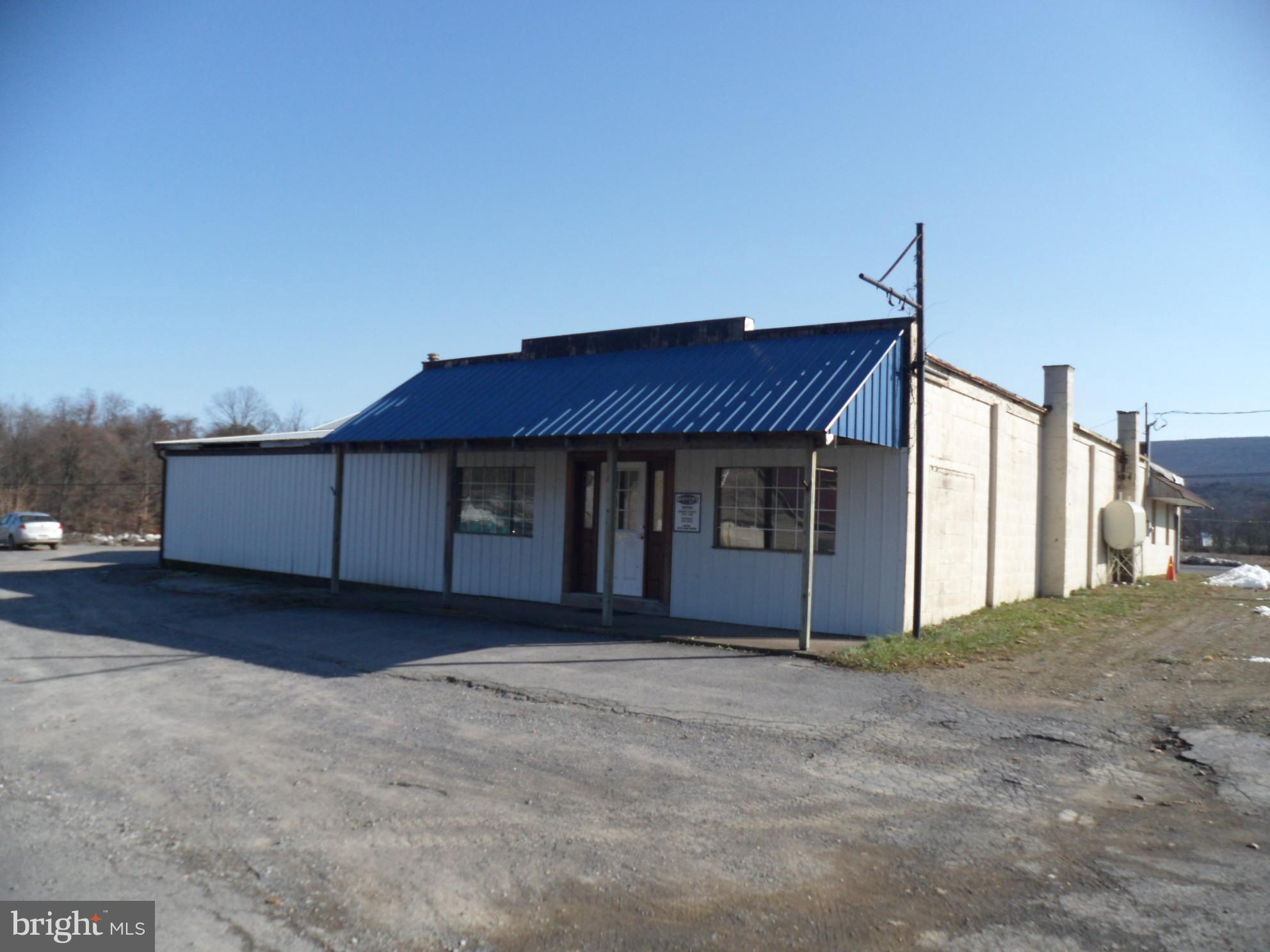 702 E MARKET STREET, BEAVERTOWN, PA 17813