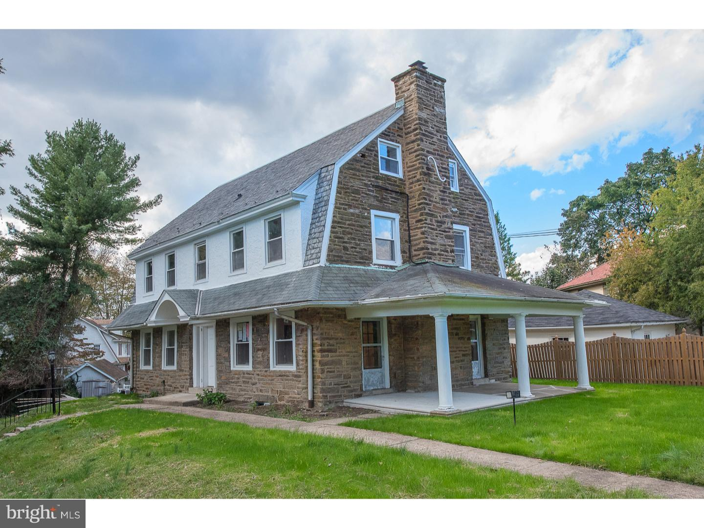 414 S STERLING ROAD, ELKINS PARK, PA 19027