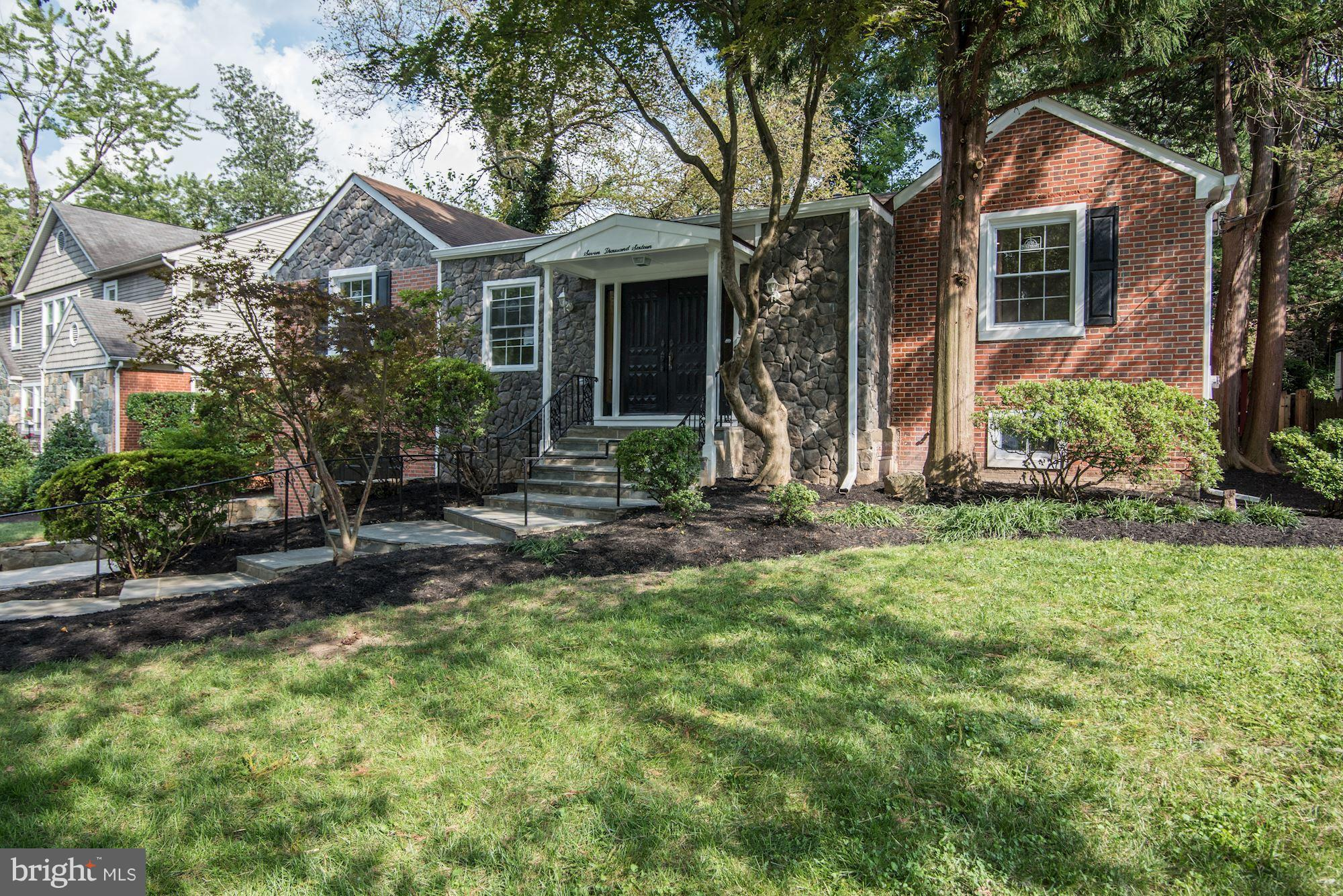 7016 GREENVALE PARKWAY, CHEVY CHASE, MD 20815
