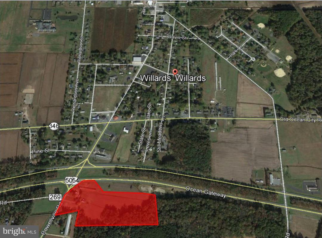 7135 Powellville Rd, Willards, MD, 21874