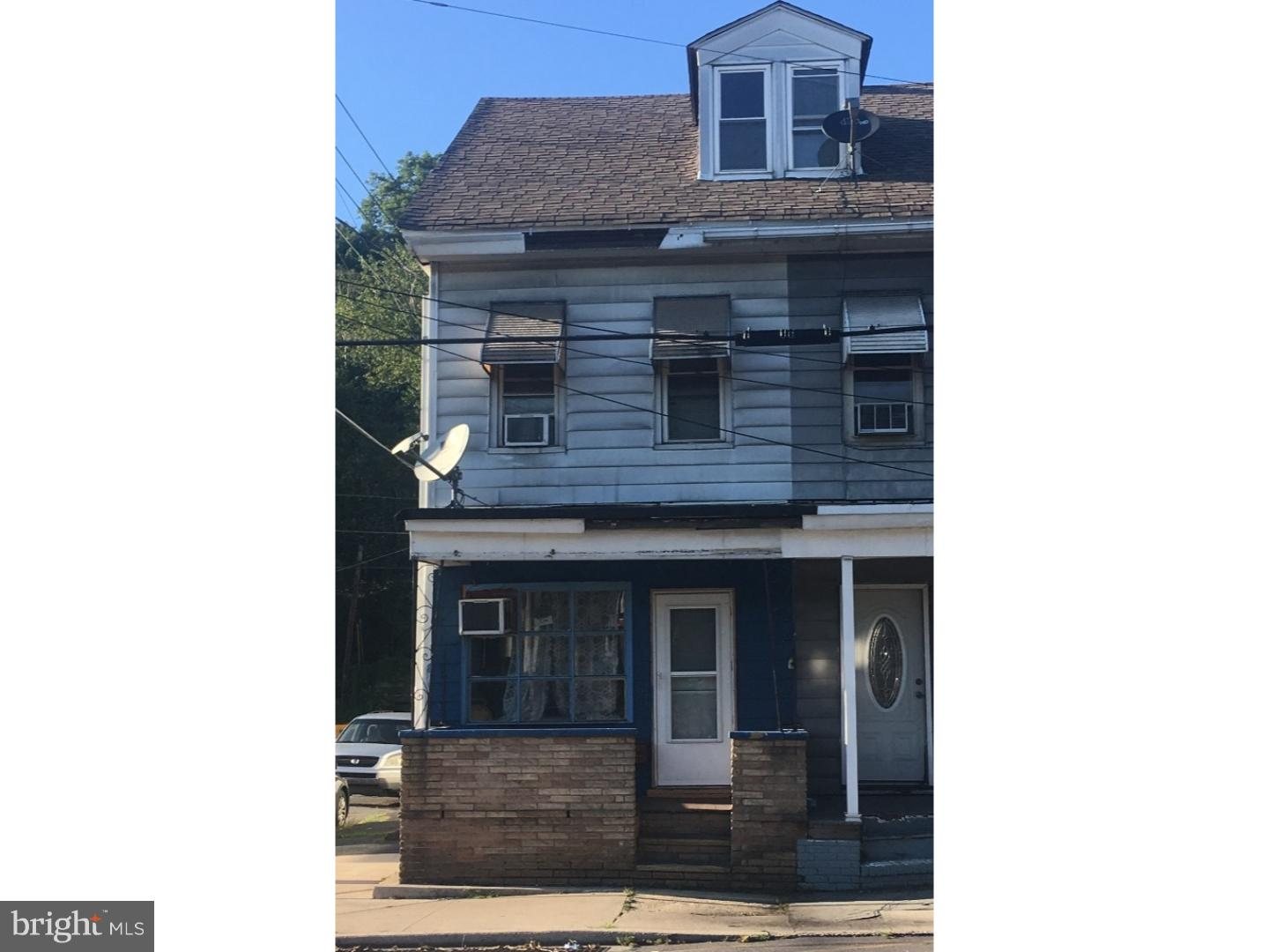 639 W CENTER STREET, MAHANOY CITY, PA 17948