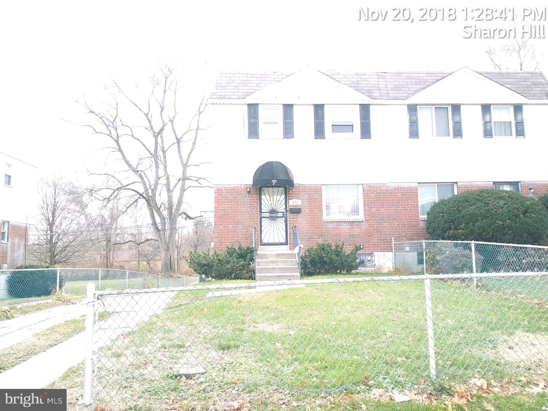 802 FELTON AVENUE, SHARON HILL, PA 19079