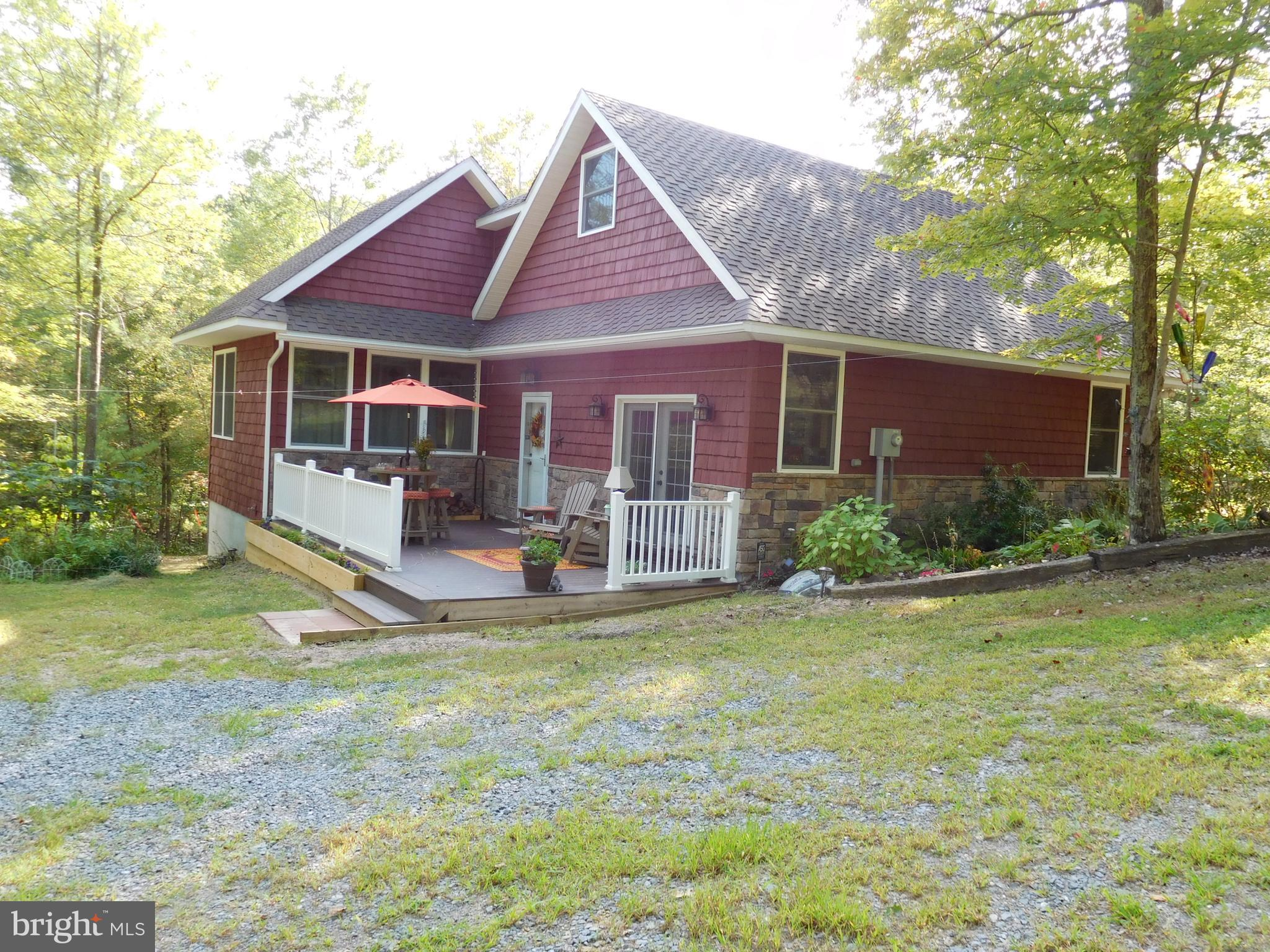 216 WOOD CHUCK HOLLOW, AUGUSTA, WV 26704