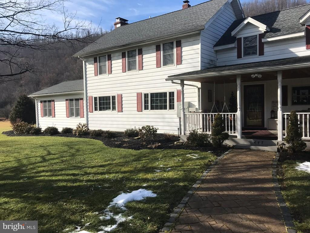 447 PEET BROOK ROAD, COUDERSPORT, PA 16915