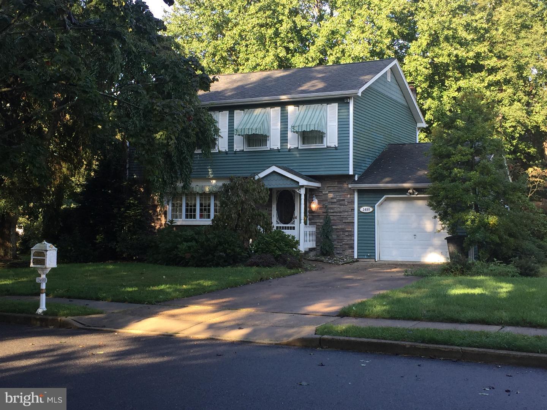 2490 SYLVAN AVENUE, HAMILTON, NJ 08610