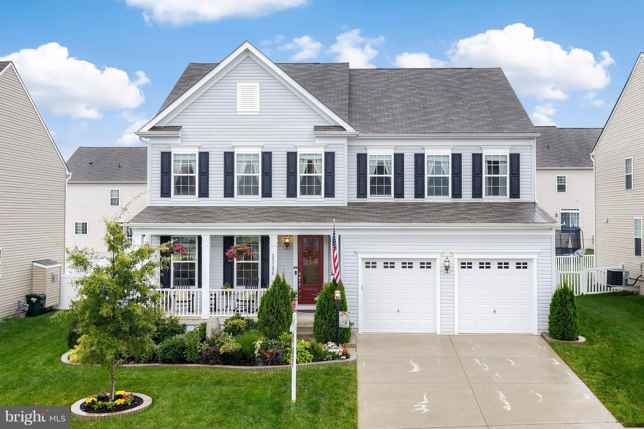 REDUCED!  Impeccable & high end upgrades from top to bottom!  Kitchen features custom island w/ exotic granite, backsplash & is adjoined by a comfortable Family Room w/ fireplace.  Upper level has 3 FULL BA! Amazing yard complete w/ stone patio & night lighting. Finished w/o LL has in-law suite, rec room w/ theatre seating, exercise/pool room & wet bar. Includes irrigation system!