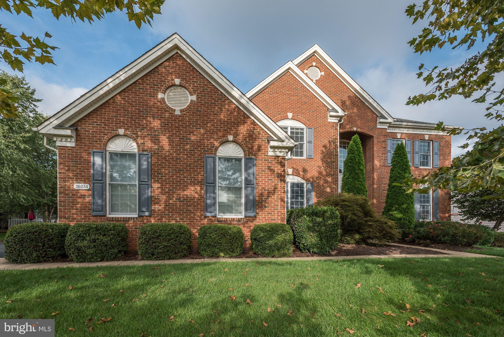 20234 KENTUCKY OAKS COURT, ASHBURN, VA 20147
