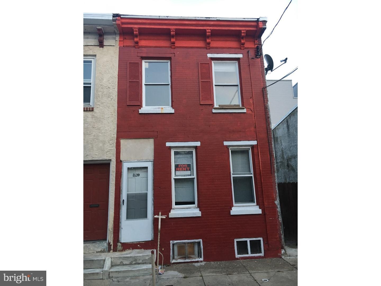 2239 N WATERLOO STREET, PHILADELPHIA, PA 19133