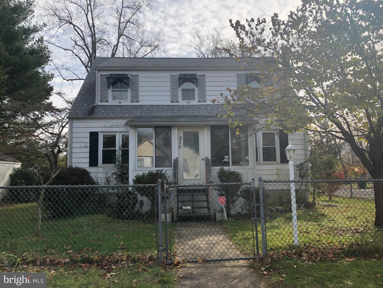 314 S JACKSON AVENUE, GALLOWAY, NJ 08215