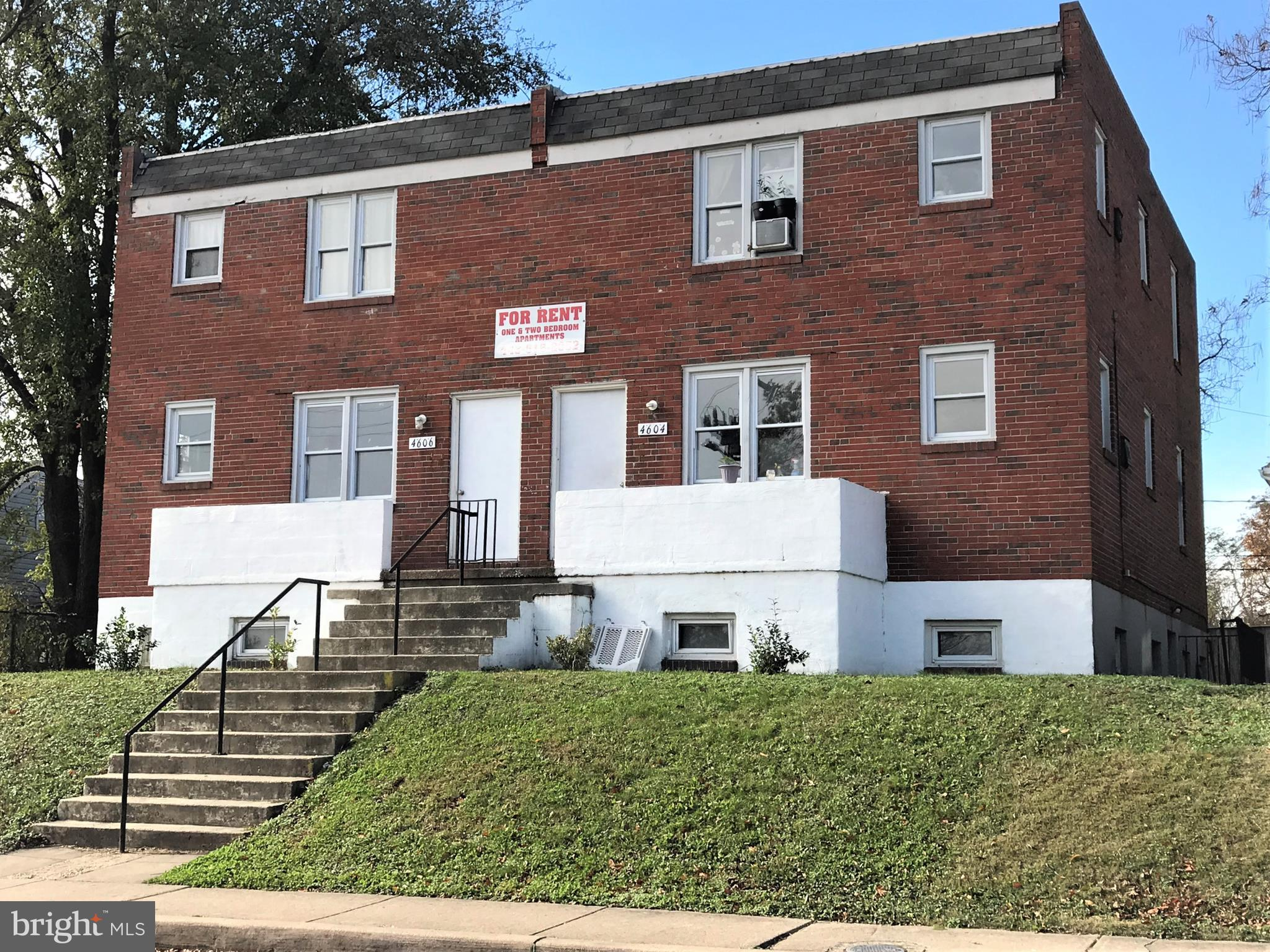 4606 PRUDENCE STREET, BALTIMORE CITY, MD 21226