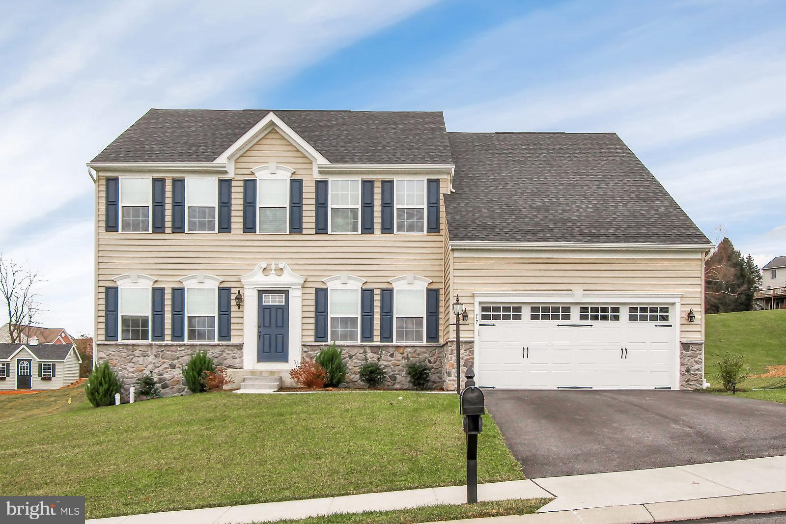 17 BEE TREE CIRCLE, NEW FREEDOM, PA 17349