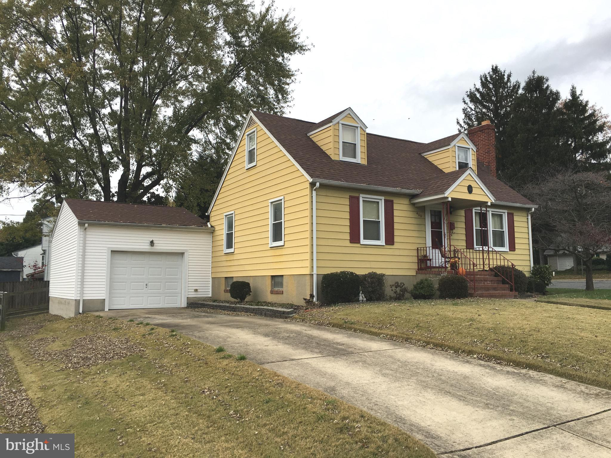 400 SYCAMORE ROAD, LINTHICUM HEIGHTS, MD 21090