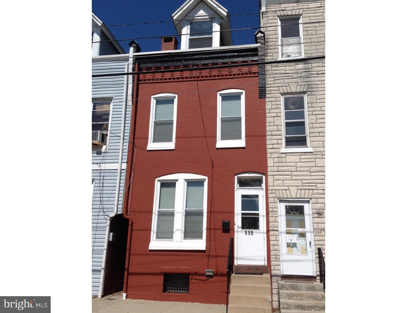 110 S 2ND AVENUE, WEST READING, PA 19611