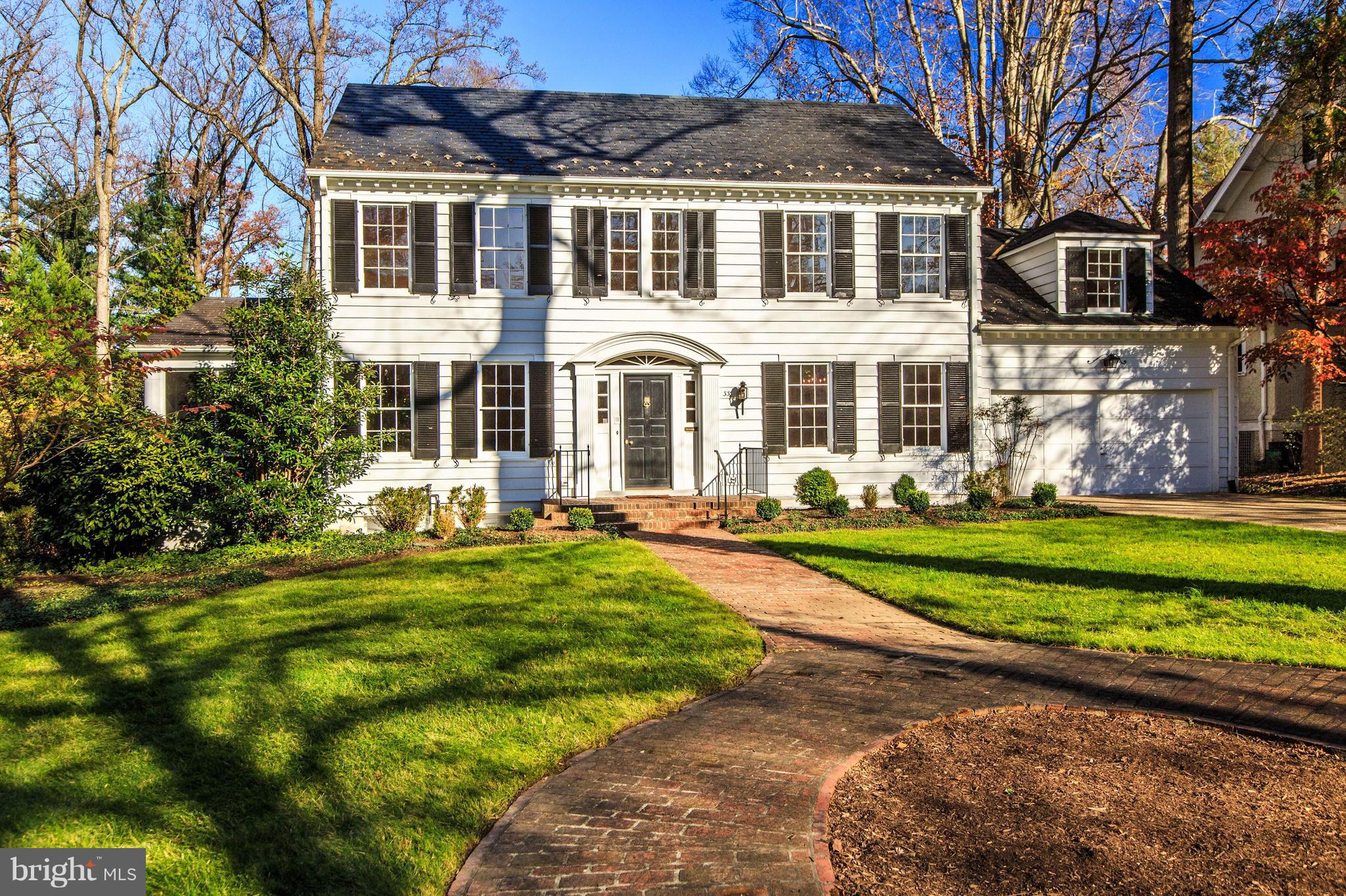 33 W KIRKE STREET, CHEVY CHASE, MD 20815
