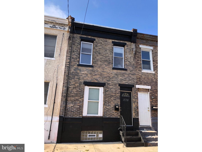 1534 S RINGGOLD STREET, Philadelphia, PA 19146
