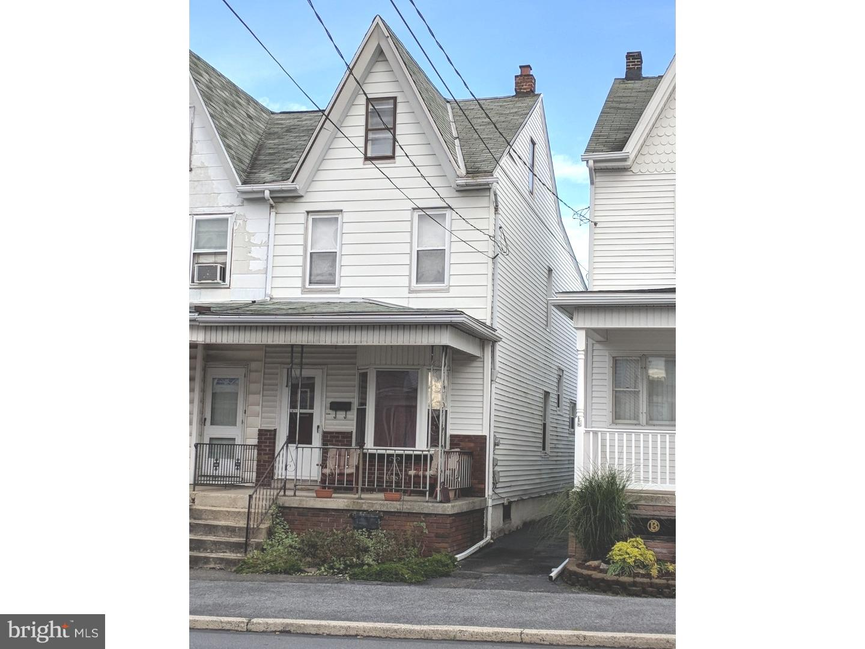 523 W OAK STREET, FRACKVILLE, PA 17931