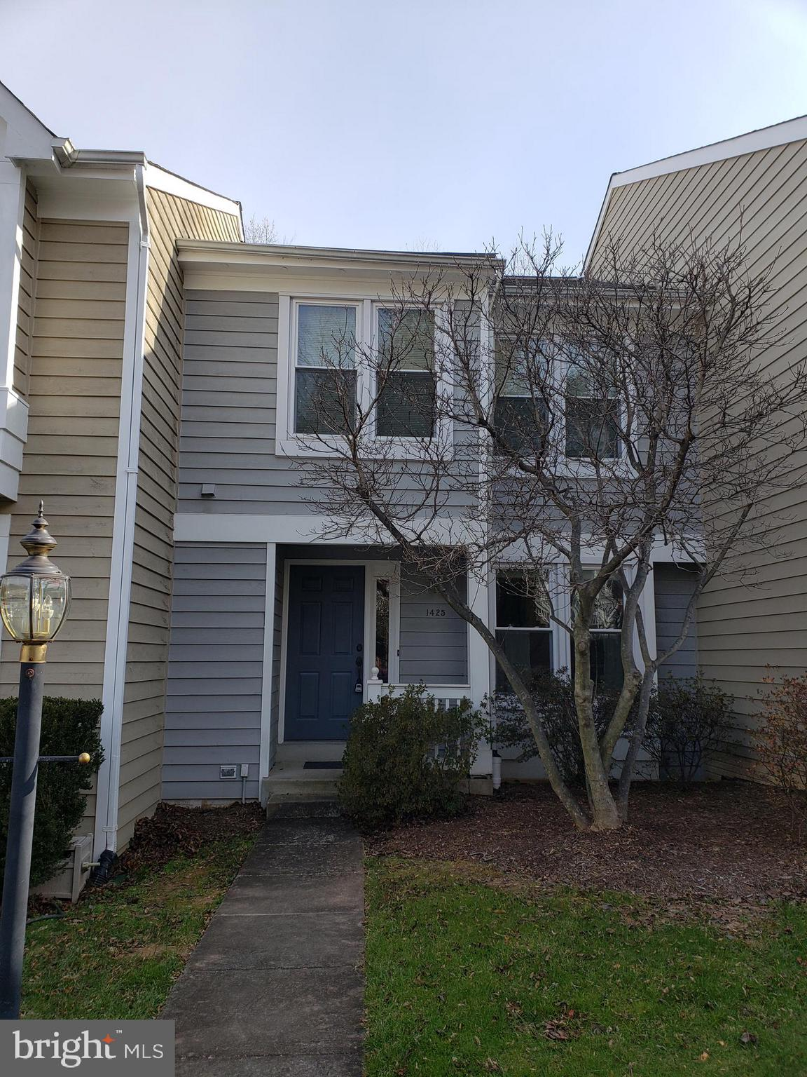 Available for immediate occupancy! 3 level townhome in a fantastic Reston location! 3 bedrooms 2.5 baths, brand new deck, and furnace. The master bathroom has been renovated. Neat, clean, and well cared for. Step down family room with cozy fireplace, vaulted ceilings in the master bedroom, laundry in fully finished lower level including a sink and storage room.  Don't miss this opportunity! Minutes to Fairfax County Pkwy, Metro, Reston Town Center and Toll Rd.