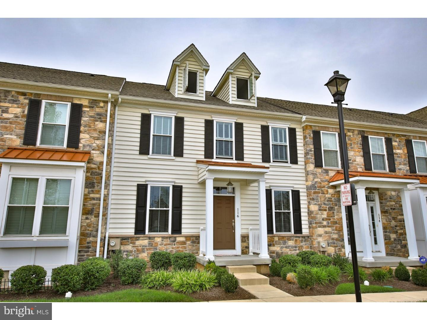 116 DELANCEY PLACE, PLYMOUTH MEETING, PA 19462