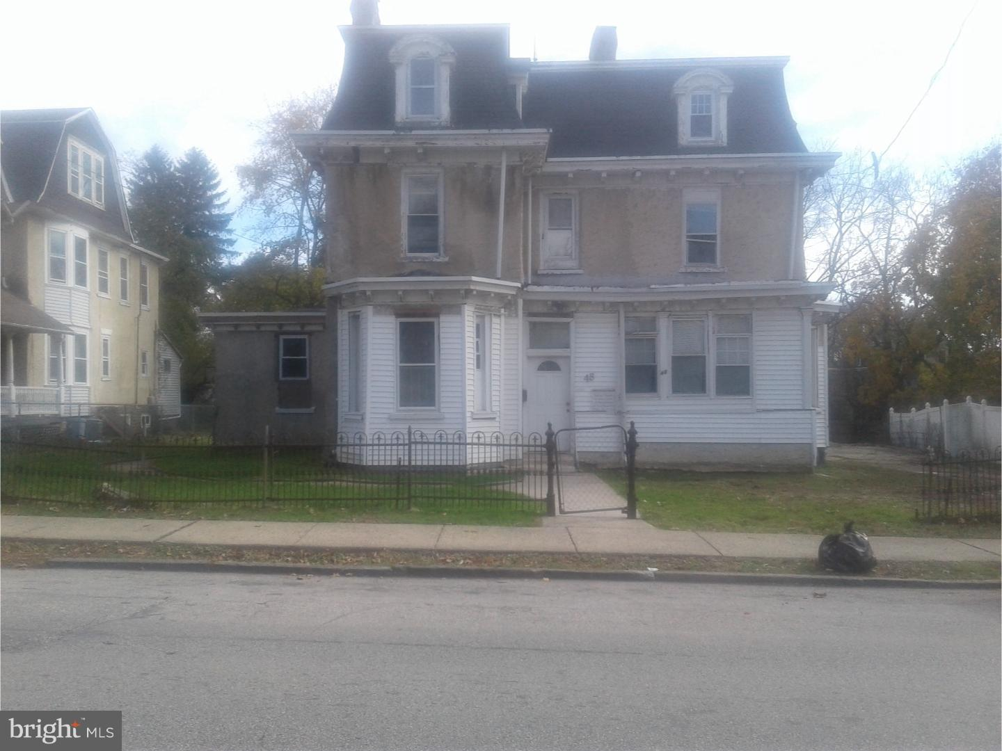 48 W Johnson Street Philadelphia , PA 19144