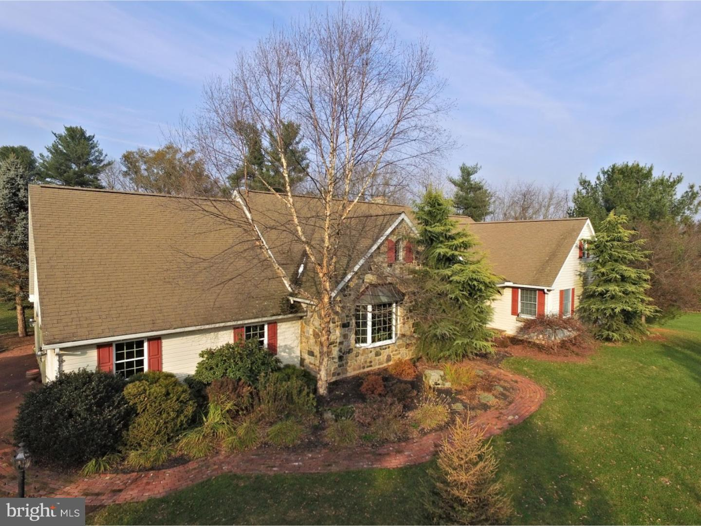 821 CLEMENS ROAD, TELFORD, PA 18969