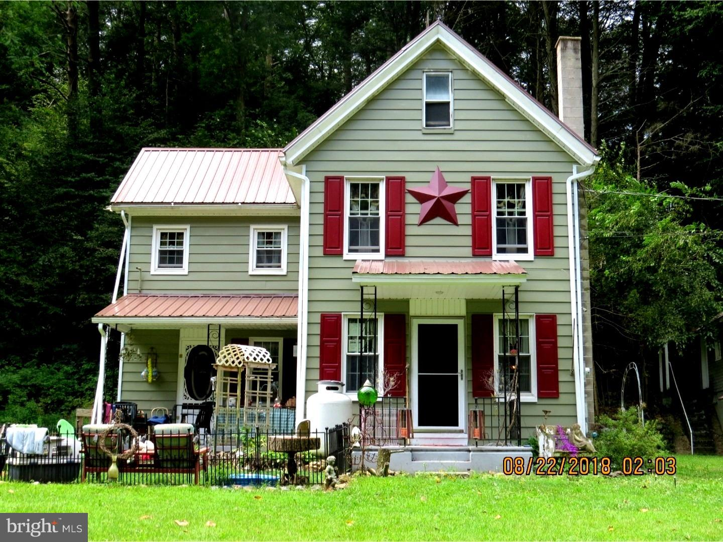132 GEARY WOLFE ROAD, PINE GROVE, PA 17963