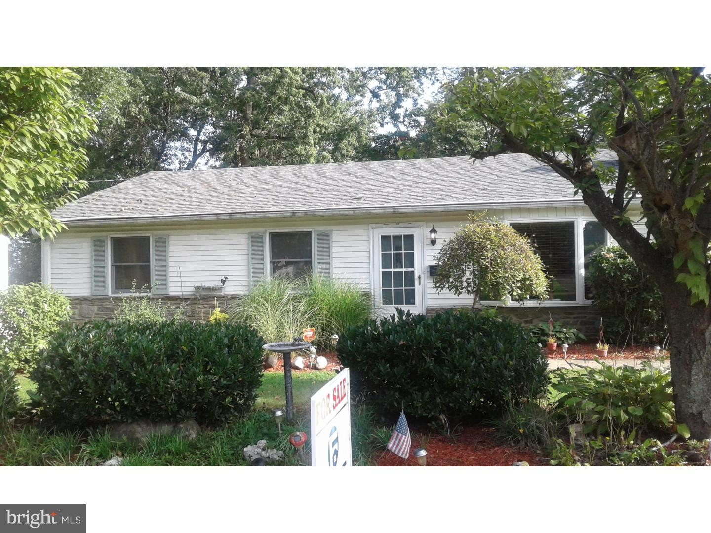 211 FOREST AVENUE, WILLOW GROVE, PA 19090