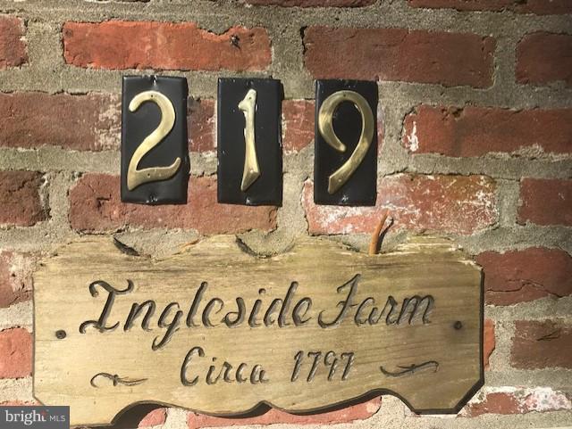 219 INGLESIDE DRIVE, FREDERICKSBURG, VA 22405