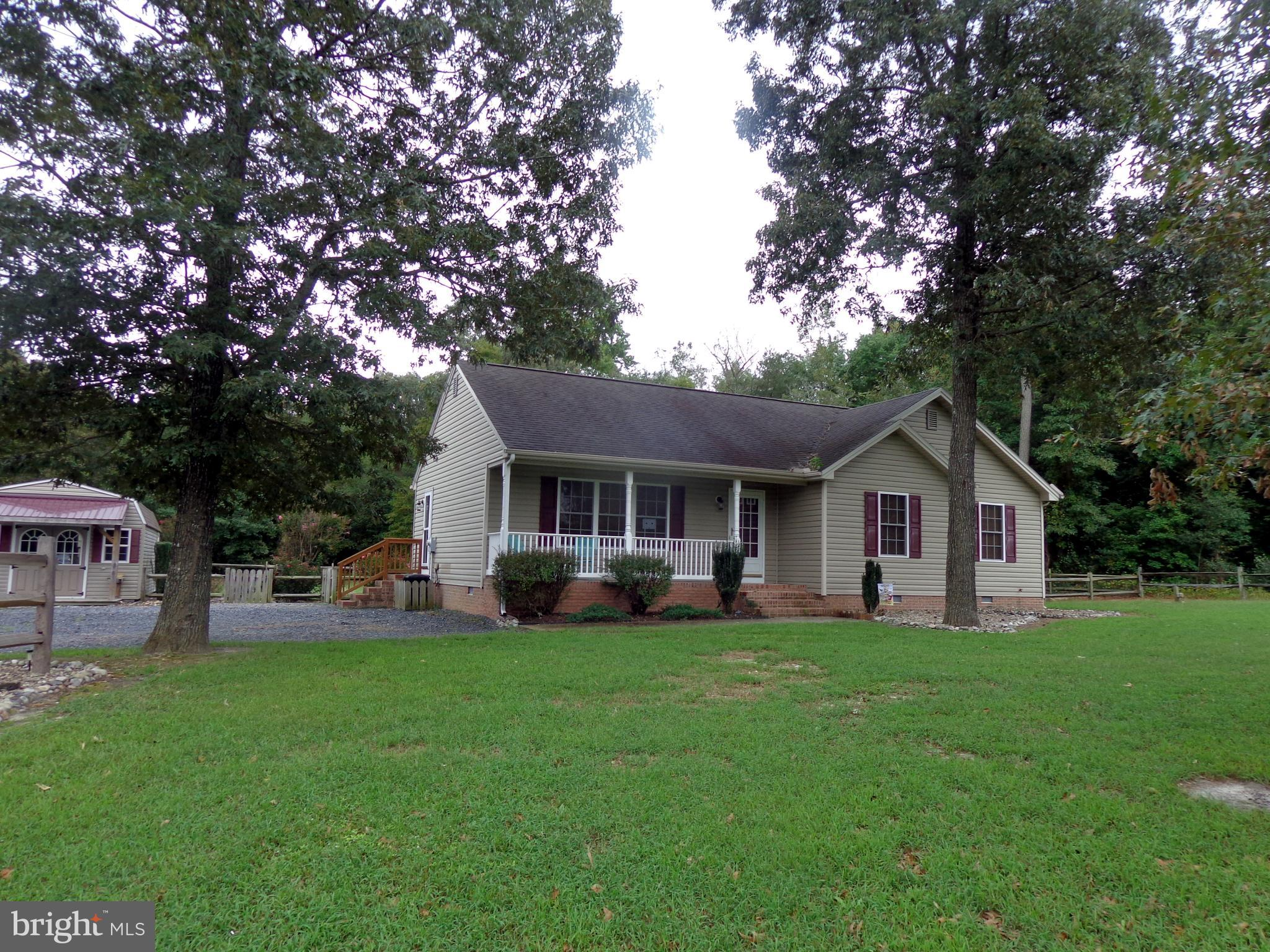 6165 MORRIS ROAD, PITTSVILLE, MD 21850