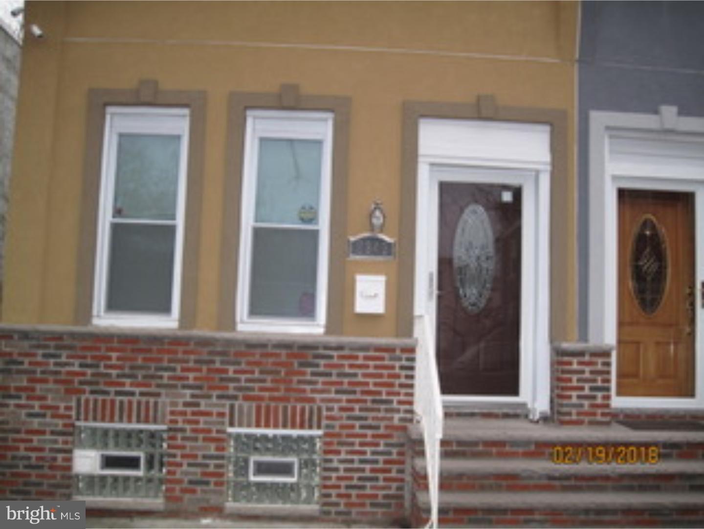 2343 N 19TH Street Philadelphia, PA 19132