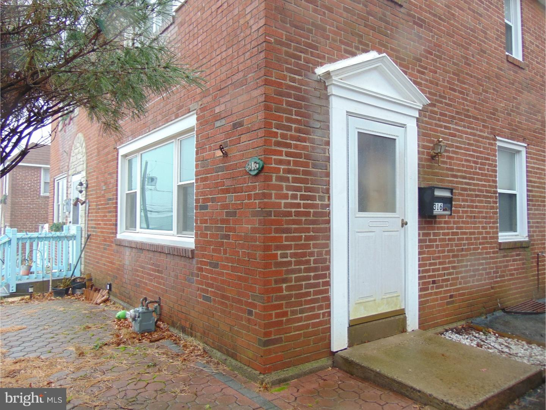 316 SLOAN STREET, CRUM-LYNNE, PA 19022