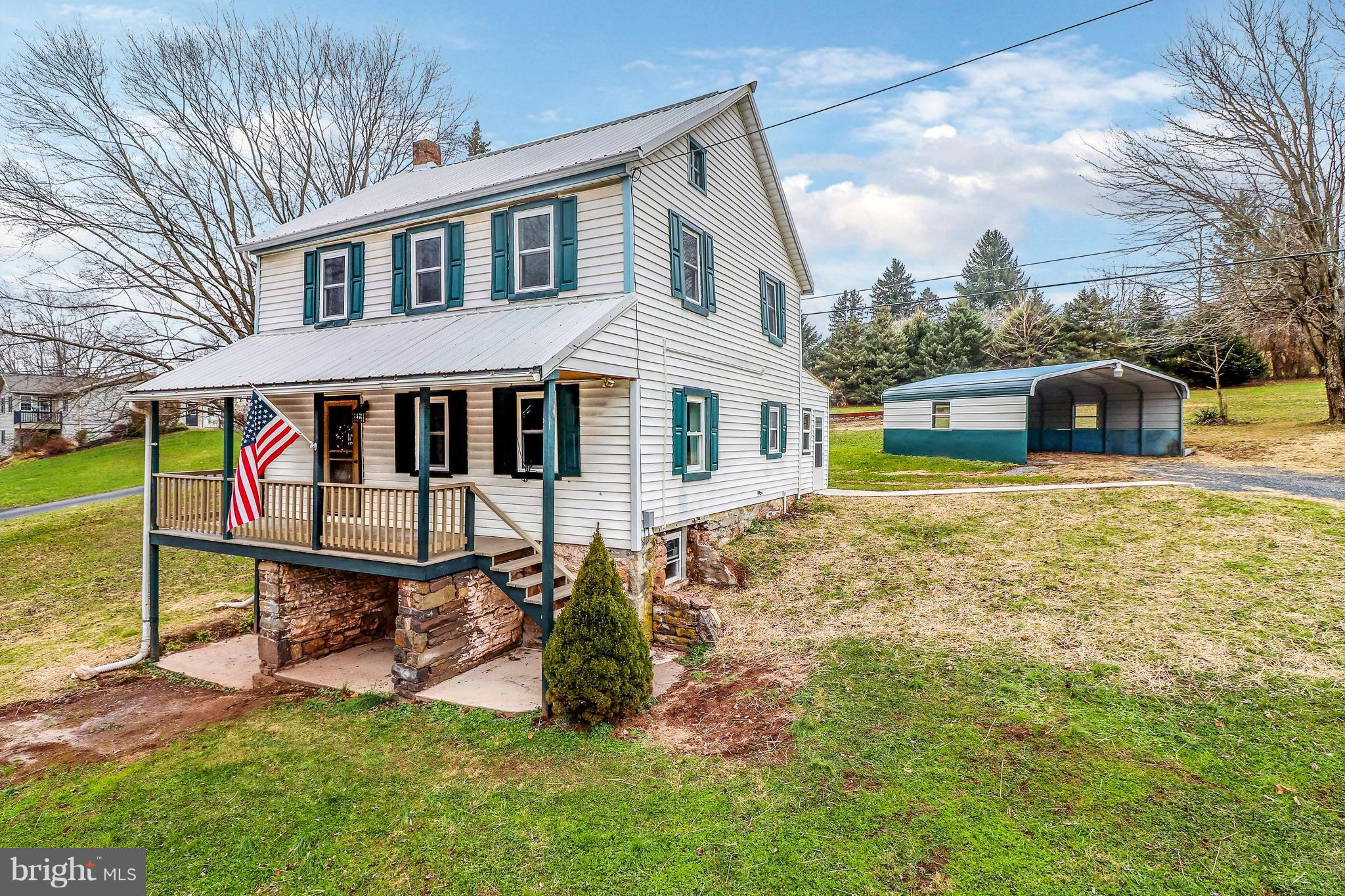 4625 VALLEY ROAD, SHERMANS DALE, PA 17090