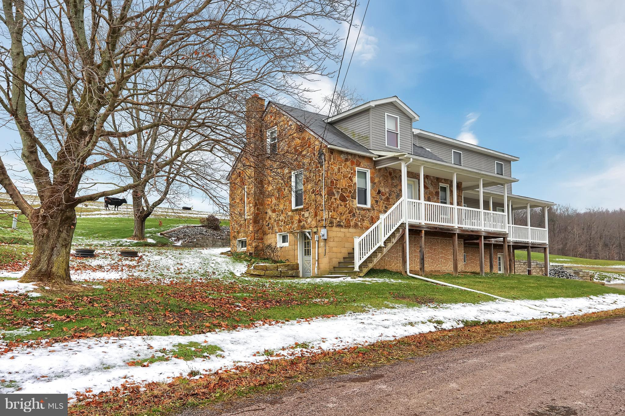 542 MARTS ROAD, FRIEDENS, PA 15541