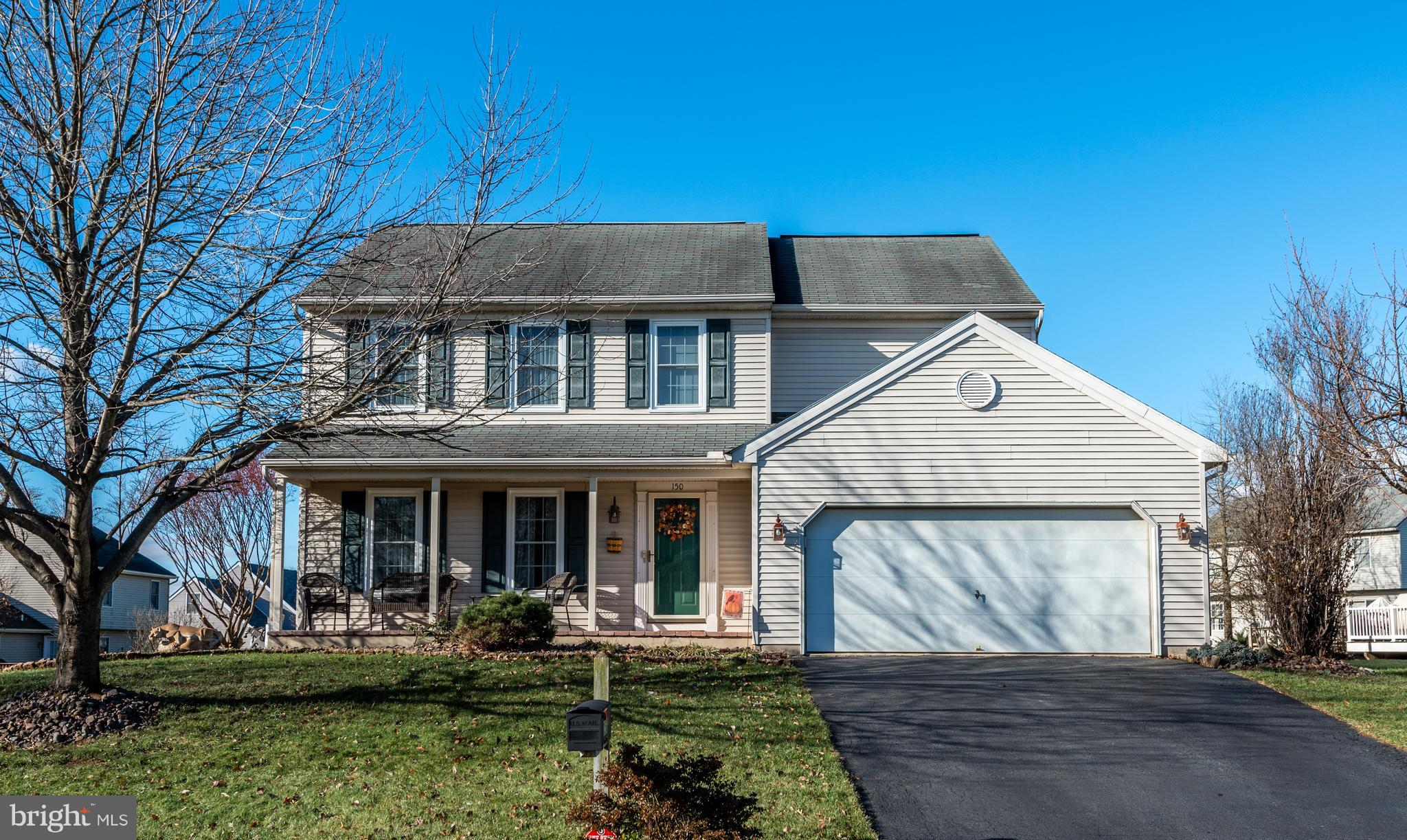 150 VILLAGE SPRING LANE, REINHOLDS, PA 17569