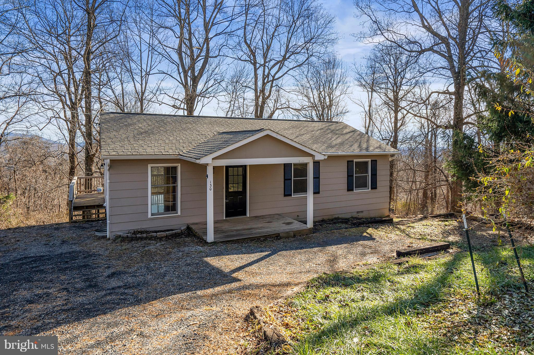 130 FOGGY LANE, CHESTER GAP, VA 22623