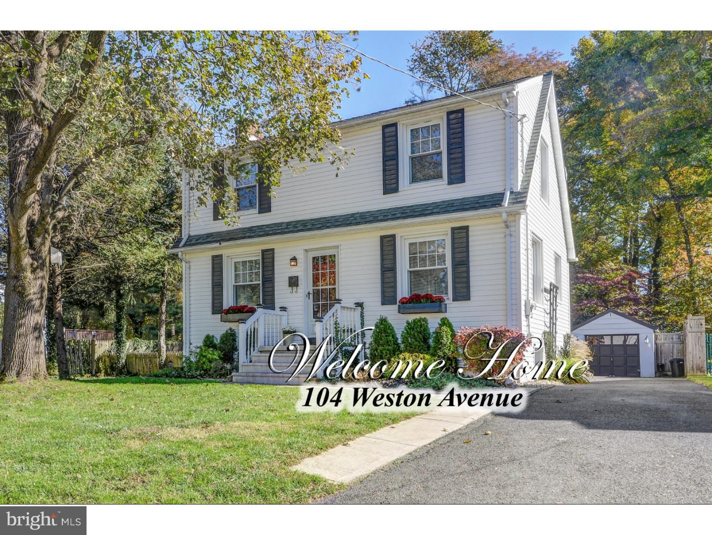 104 WESTON AVENUE, HAMILTON, NJ 08609