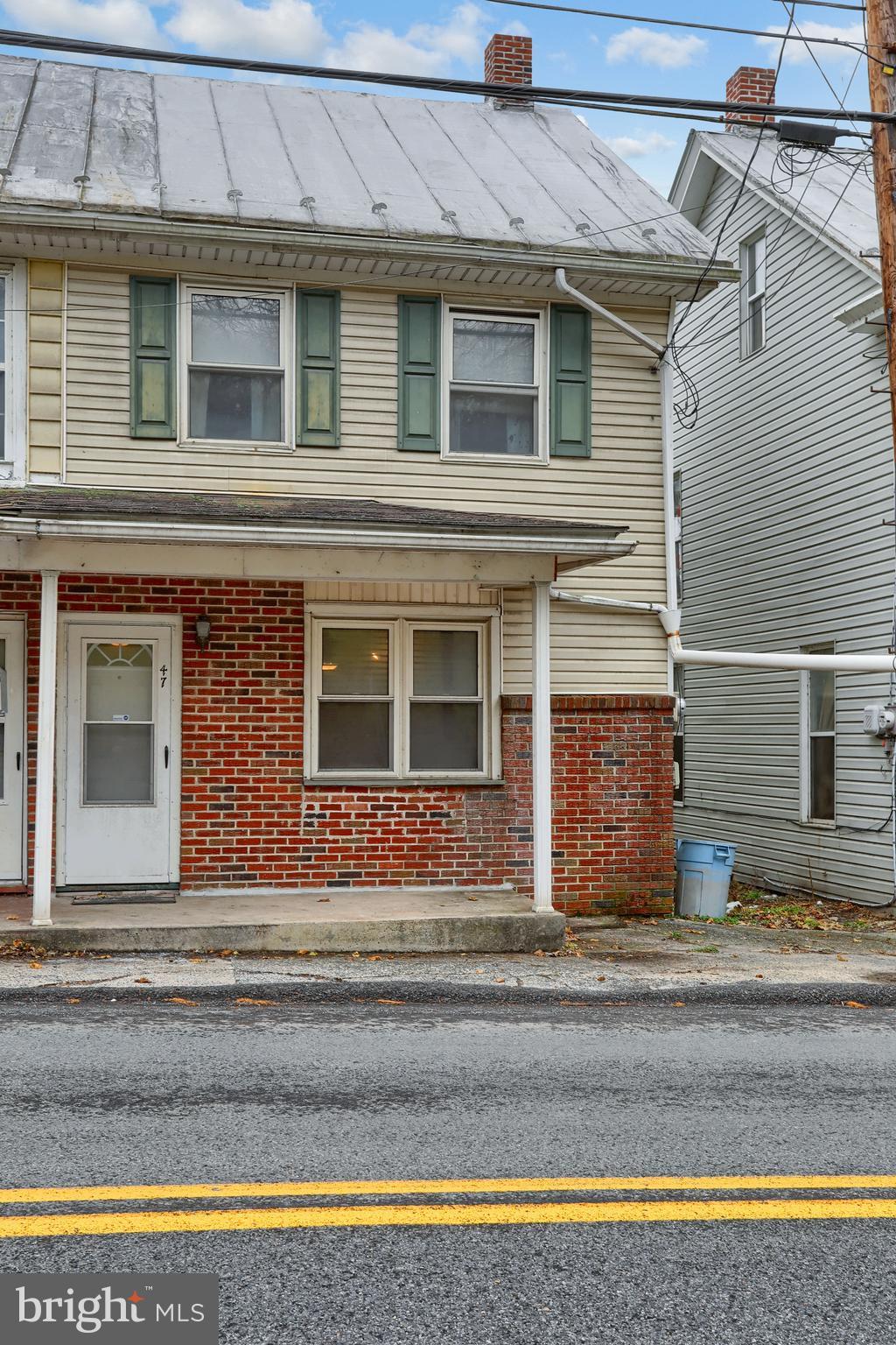 47 S MARKET STREET, MILLERSTOWN, PA 17062