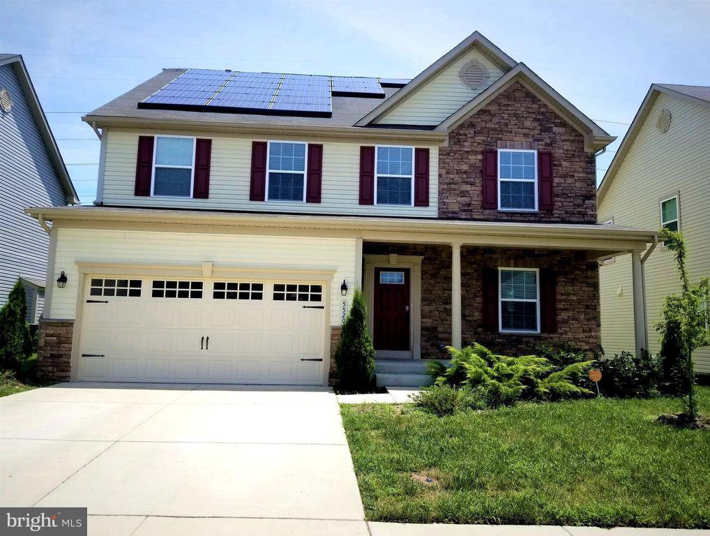 5520 MIGHTY CASEY COURT, SAINT CHARLES, MD 20602