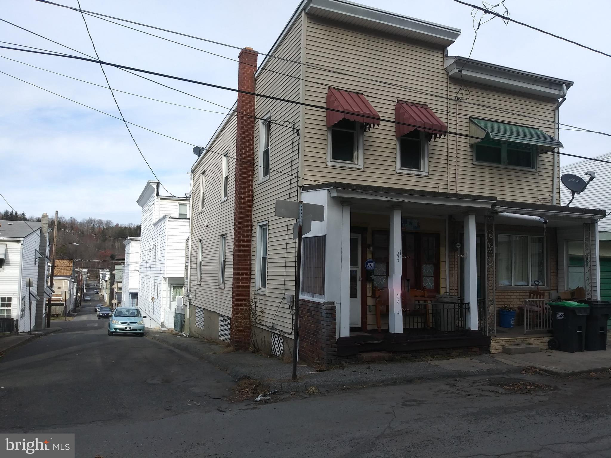 339 W MAPLE STREET, MAHANOY CITY, PA 17948