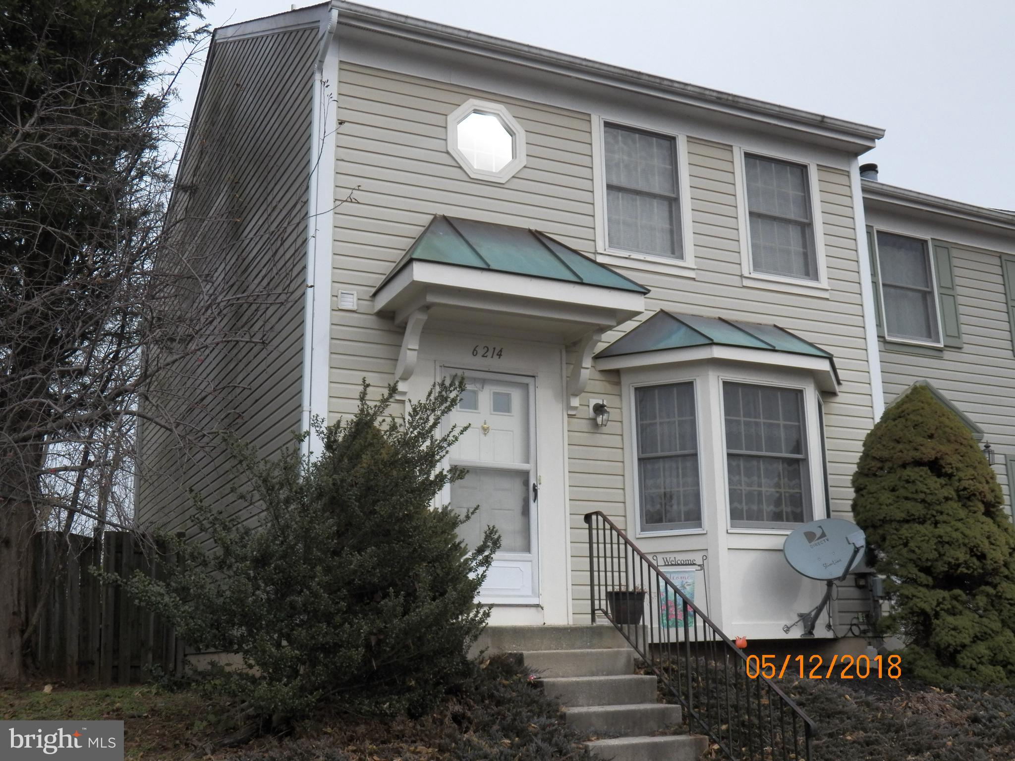 6214 HASTINGS COURT, FREDERICK, MD 21703