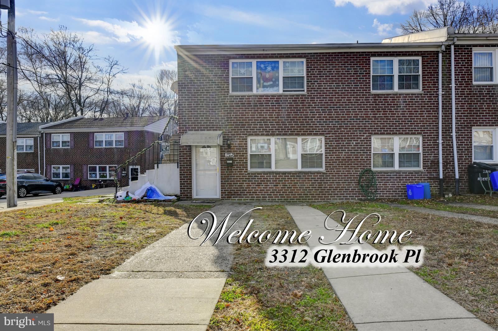 3312 GLENBROOK PLACE, PHILADELPHIA, PA 19114
