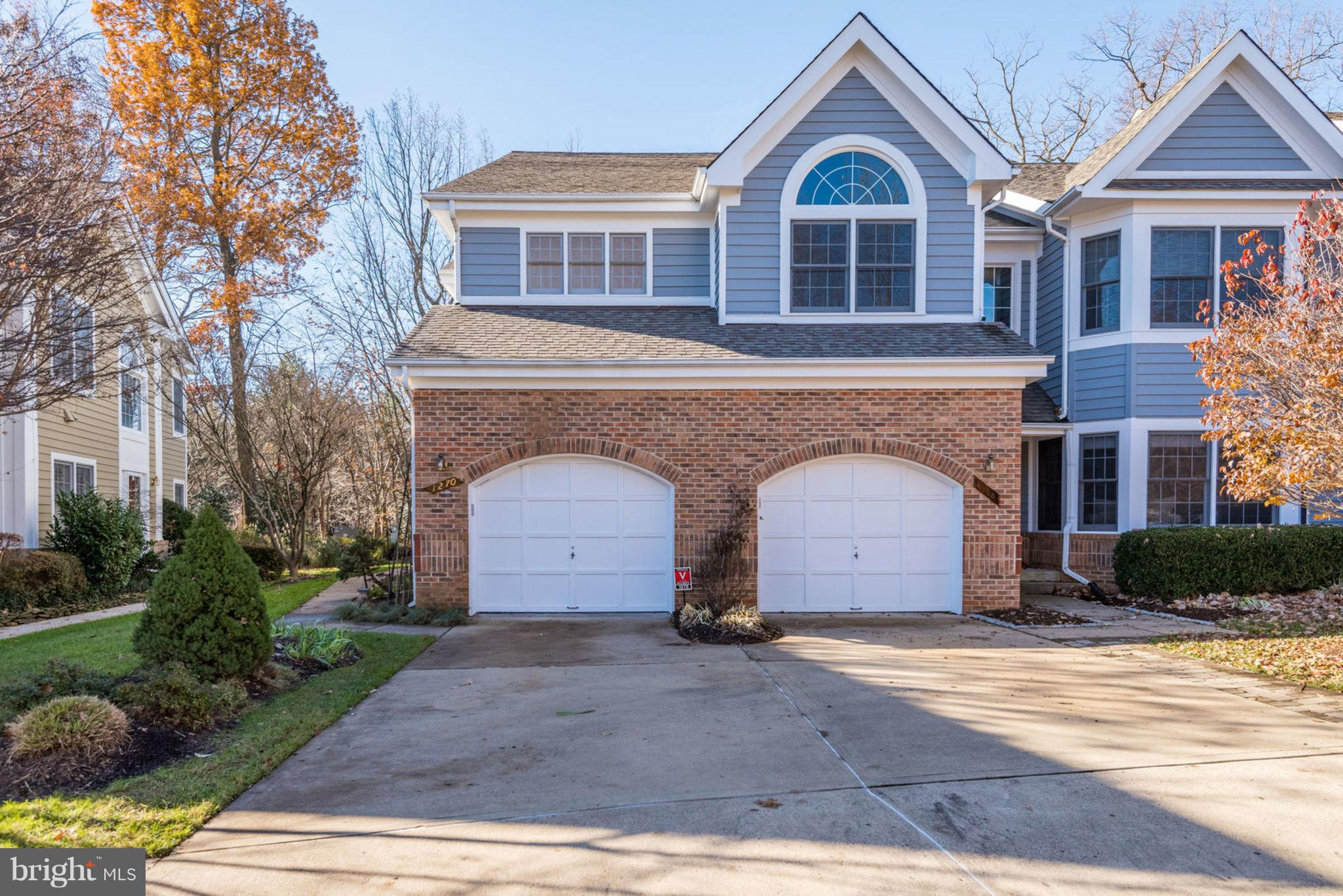Beautiful, light-filled spacious, well maintained, N. Reston  end-unit Townhome. Granite stainless steel kitchen with abundant cabinet and counter space. Quick ride to Reston Metro, Town Center, shopping and restaurants. Fenced rear yard/deck backs to buffer of trees. Just move in!!
