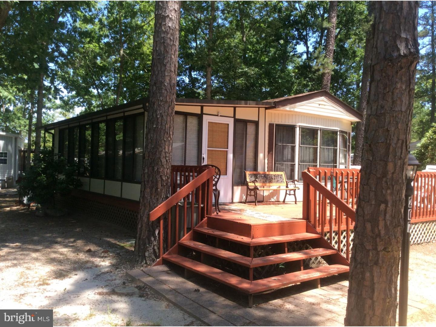 207 LAZY RIVER CAMPGROUND, ESTELL MANOR, NJ 08319