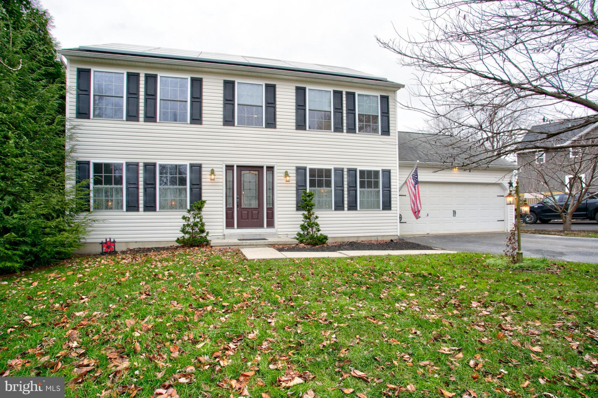 412 WOODHALL DRIVE, WILLOW STREET, PA 17584