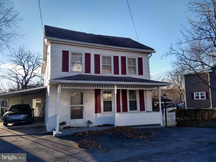 8 FOSTER STREET, MEXICO, PA 17056